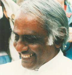Godwin Portrait, Sri Lanka, 1990s